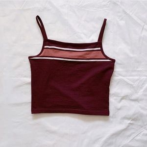 Cotton On BNWT cropped cami top